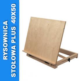 Rysownica stołowa PLUS 40x50