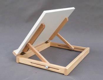 rysownica stołowa EKO 40x50 z tyłu